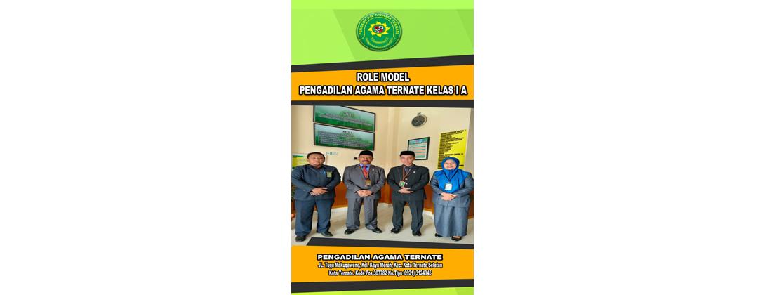 >SELAMAT DATANG DI PENGADILAN AGAMA TERNATE KELAS IA